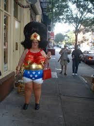 "The ""wonder"" of Wonder Woman"